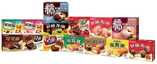 好丽友连续4年获评中国顾客最满意品牌