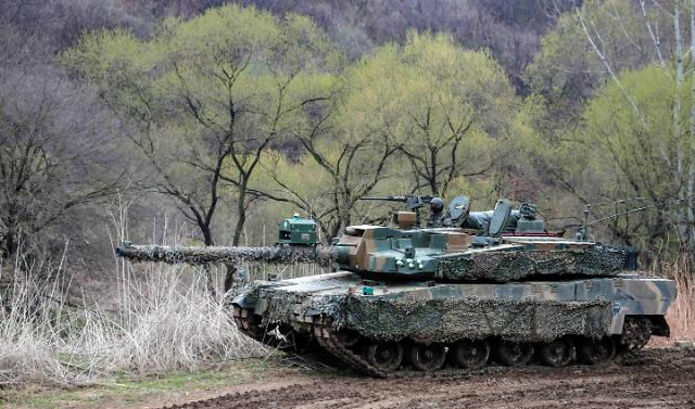 Home-made transmissions earn chance of being used for K2 tanks