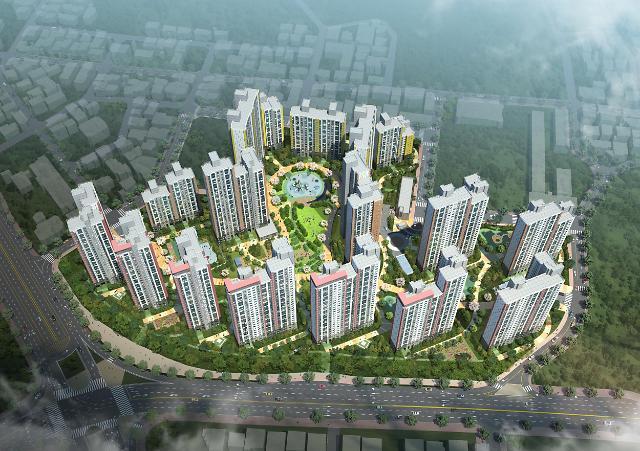 한국토지신탁, 원주단계주공아파트 재건축사업 사업대행자로 선정