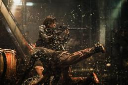 .Zombie action blockbuster Peninsula attracts 350,000 moviegoers on release day.