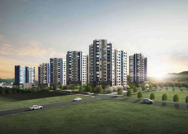 동원개발, 동대구2차 비스타동원 모델하우스 오픈