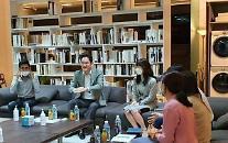 """""""現実に安住しないで""""李在鎔副会長、サムスン電機・釜山事業場の現場点検へ"""