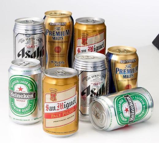 韩国啤酒进口量十年首降