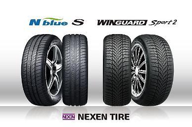 넥센타이어, 폭스바겐 골프 8세대에 신차용 타이어 공급