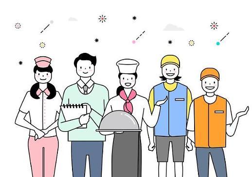 韩国上半年兼职月平均收入4450元