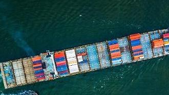 Xuất khẩu của Hàn Quốc giảm 12,8% trong 20 ngày đầu tháng Bảy