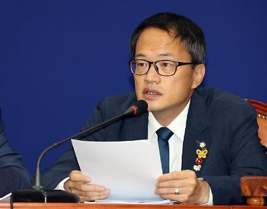 [속보] 박주민 민주당 당권 도전…전당대회 3파전