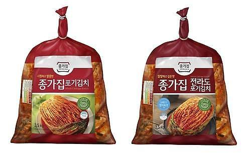 韩国泡菜走向世界 上半年韩产泡菜出口猛增