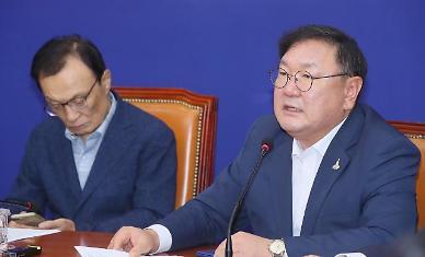 김태년 민노총, 사회적 책임 다하라…노사정합의 추인돼야