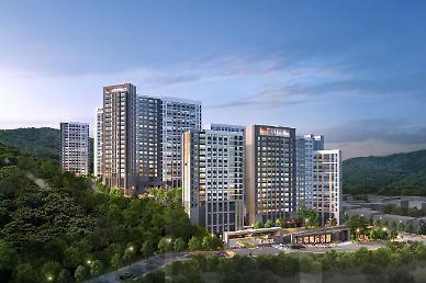 현대건설 힐스테이트 삼동역 8월 분양 예정