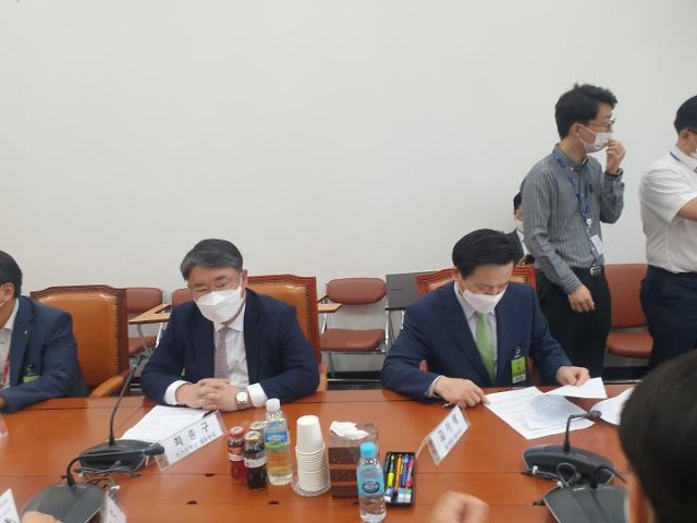 """국회 찾은 LCC사장단, 고용유지지원금 연장 호소…""""9월 대량 실업사태 막아라"""""""