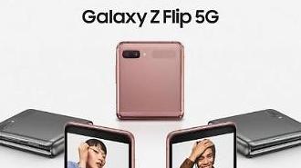 Samsung trình làng Galazy Z Flip 5G…Bắt đầu bán ra tại Hàn Quốc vào tháng 9