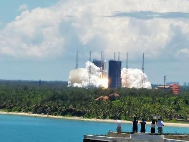 [아주 쉬운 뉴스 Q&A]중국이 화성탐사선을 쏘아올렸다던데...