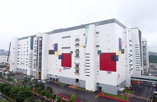 LG Display广州OLED面板新厂今日投入量产