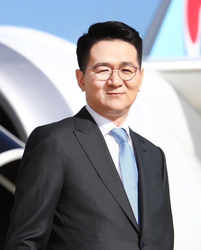 조원태 한진그룹 회장, 개인 주식담보로 200억원 대출