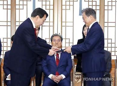 [타임라인]사진으로 보는 윤석열 검찰총장 취임 1년