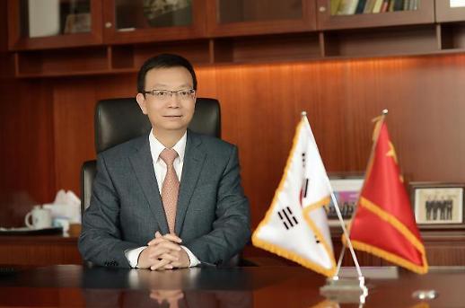 """""""服务中韩经济发展是我们的本职工作""""——专访中国工商银行首尔分行行长牛建军"""