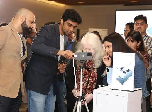 三星智能手机印度市场份额大幅提高 仅次于小米排名第2位