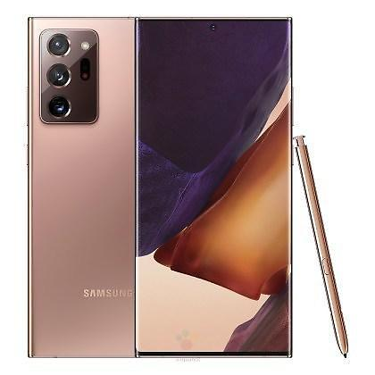 Galaxy Note 20系列或搭载全新大猩猩玻璃