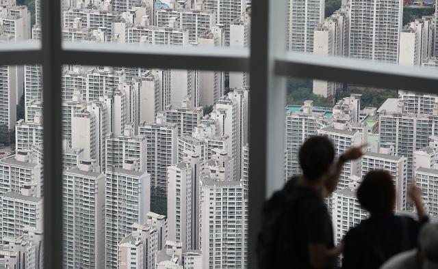 서울 집값, 6월보다 7월에 더 올랐다…한 달 만에 1.45%↑