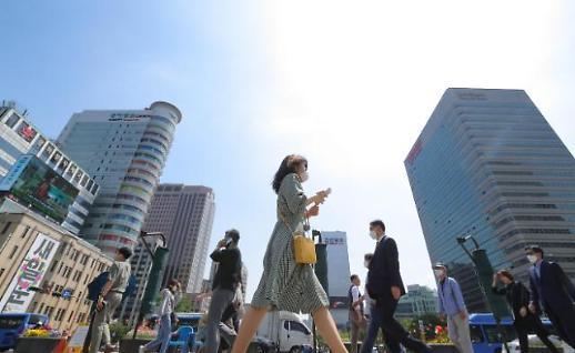 调查:韩国职场男女压力源不同