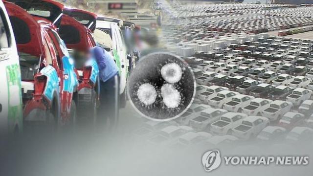 올해 상반기 국내 자동차 생산 20%↓…11년 만에 최소 기록