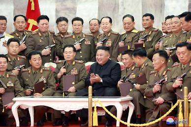 김정은 北은 핵 보유국…자위적 핵억제력으로 안전·미래 담보 (상보)