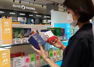 CJ올리브영, 슬리밍 제품 매출 전년비 31%↑…단기간 집중 관리 제품 인기