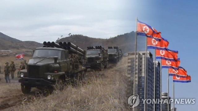 """국방부 """"북한군 7∼8월 하계훈련 본격 시행.. 미사일 개발 지속"""" 분석"""