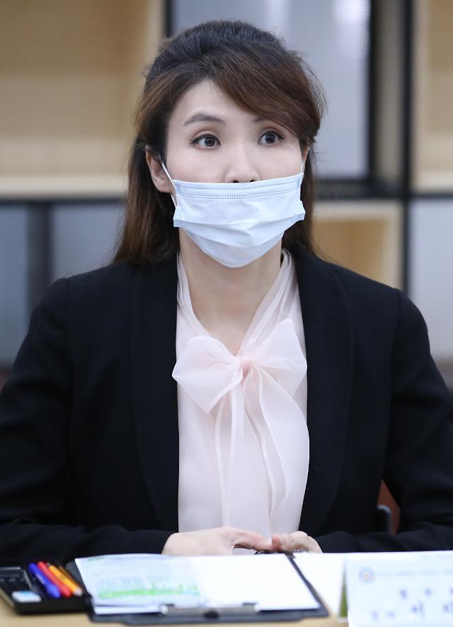 """서지현 """"여성인권에 관심 없는 이들이··· 정치적 강요에 응할 수 없어"""""""