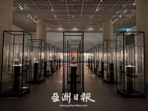 爱茉莉古代艺术藏品展启幕 1500多件珍贵藏品对外公开