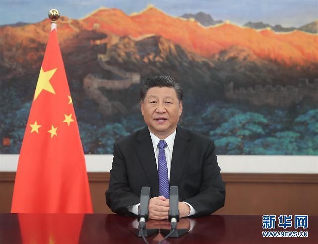 """시진핑 """"코로나19 극복, 상호 지원·협력만이 유일한 길"""""""