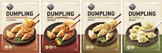 韩流食品出口势头不可挡 速冻水饺香飘海外