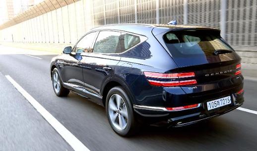 报告:韩国上半年新车登记数量同比增6.6%
