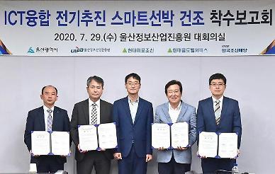 한국조선해양, 친환경 선박 시장 선점 속도