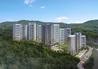 현대건설, 8월 힐스테이트 삼동역 565가구 분양