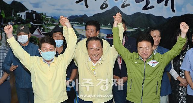 대구경북 시도민의 염원...통합신공항 '소보-비안' 결정