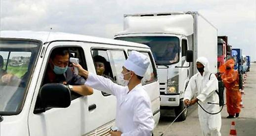 朝媒:朝鲜封锁平壤出入关卡加大防疫力度