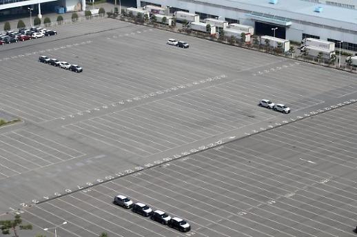 韩二季度轿车出口同比下滑40.6%