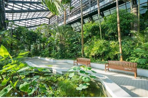 首尔大公园植物园及室内动物馆8月起部分开放