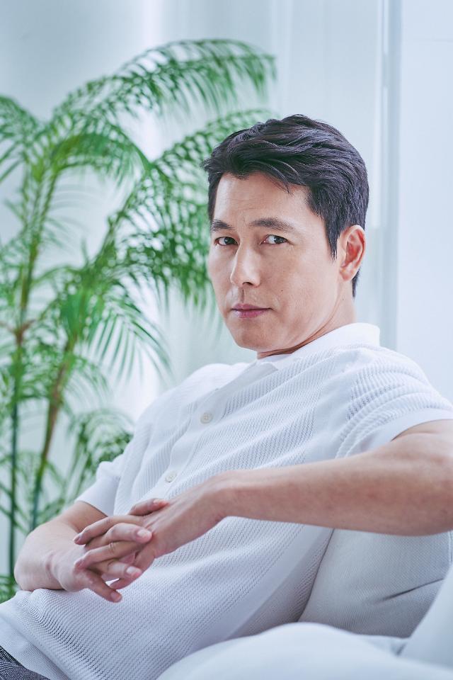 """[인터뷰] 강철비2 정우성 """"대통령, 외로운 직업…한숨에 상징성 담아"""""""