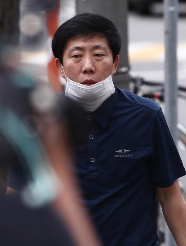 검찰, 취재진 폭행 혐의 박상학 대표 구속영장 기각···보완수사 필요