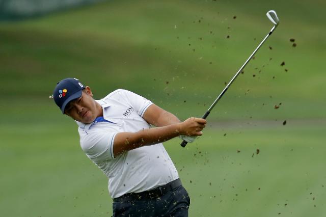 안병훈, 셋째 날 2위…WGC 첫 韓 우승자·PGA 첫 승 도전
