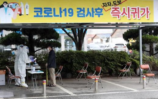 韩国新增30例新冠确诊病例 累计14366例