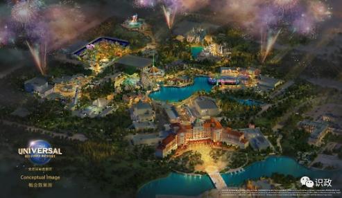 세계 최대 中 베이징 유니버셜스튜디오 개장 준비 '착착'