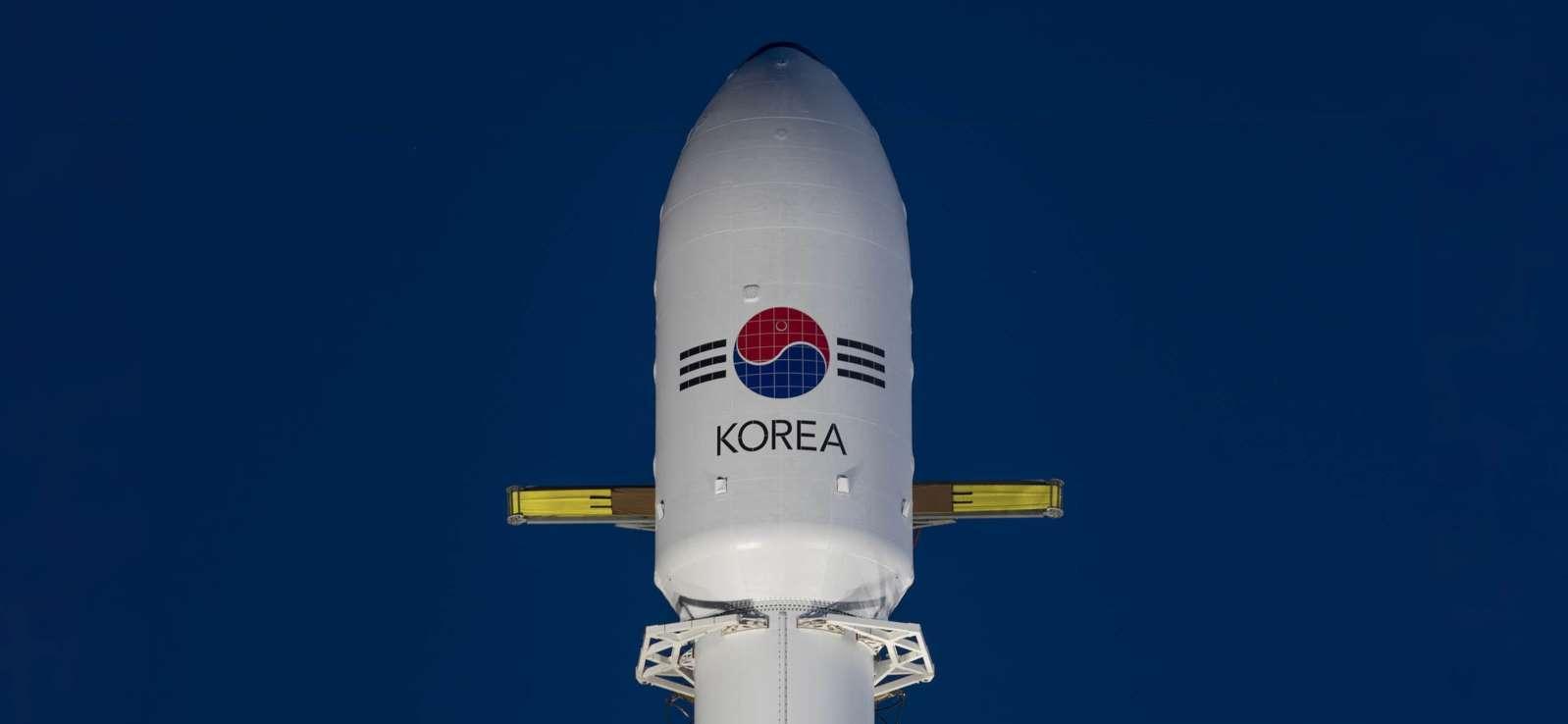 韩国首颗军事通信卫星成功进入静止轨道