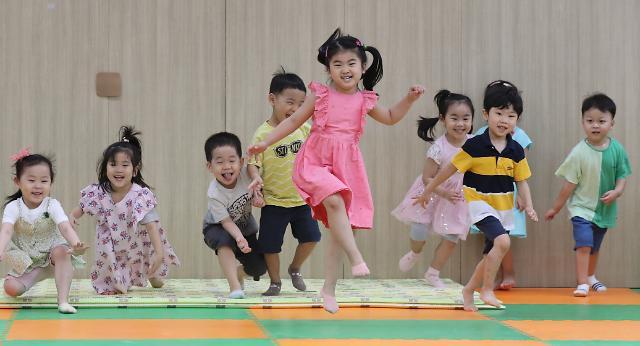 [코로나19]'어린이집 즐거워'…서울‧경기‧인천 등 수도권서 오는 18일부터 모두 개원
