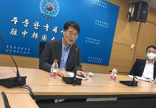 中方8月5日起恢复办理韩国公民赴华工作学习等签证业务