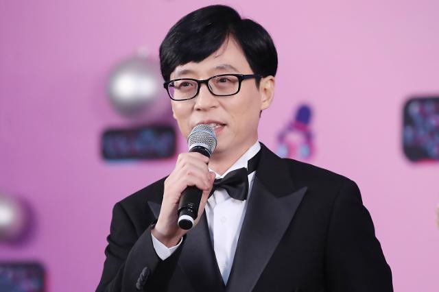 刘在锡为暴雨灾民捐款1亿韩元