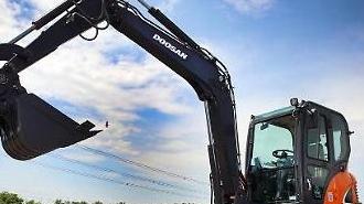 두산인프라코어 매각, 산업은행 지원 업고 속도전